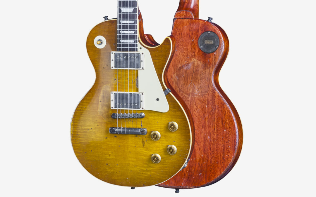 Gibson's most Expensive Les Paul