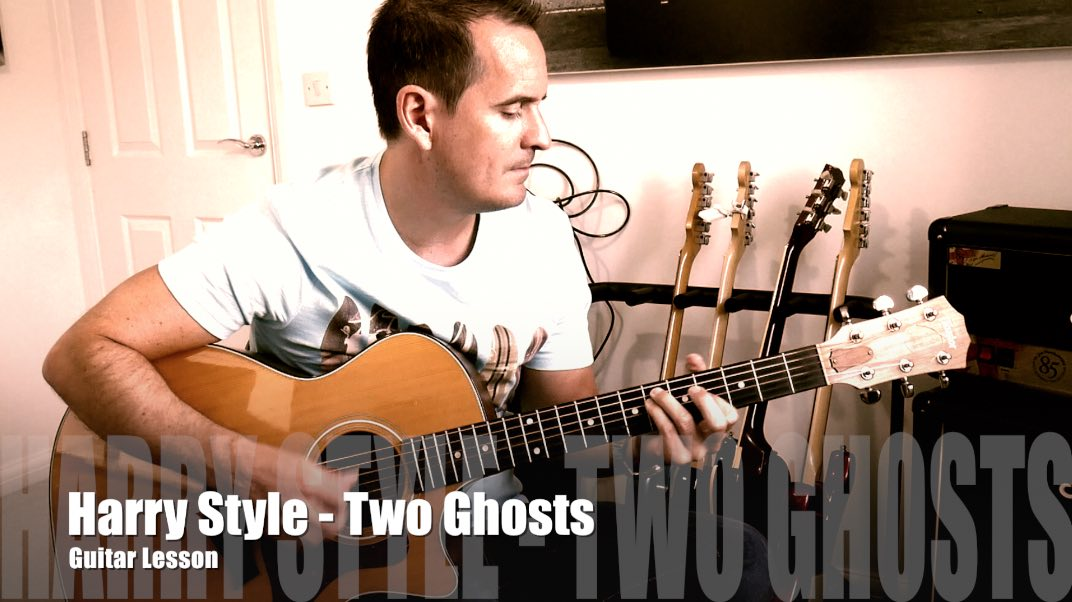 Two Ghosts by Harry Styles Guitar Lesson