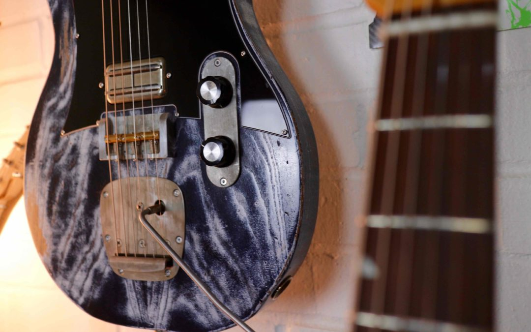 Fidelity Guitars British Handcrafted Electric Guitars