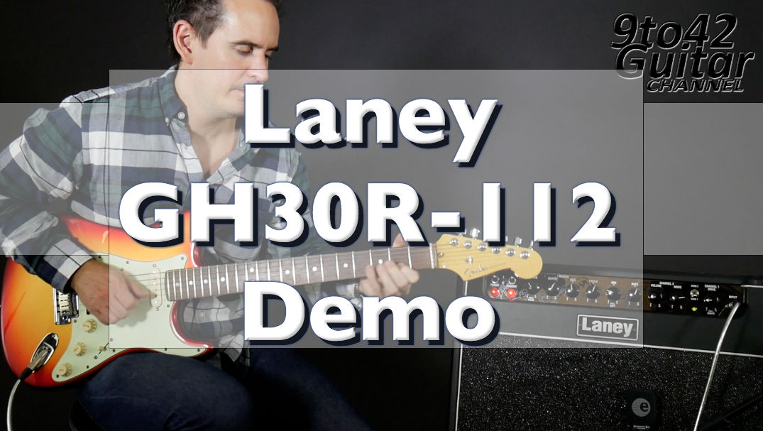 Laney Guitar Amps