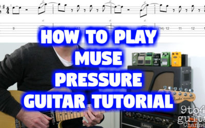 MUSE Pressure Guitar Lesson