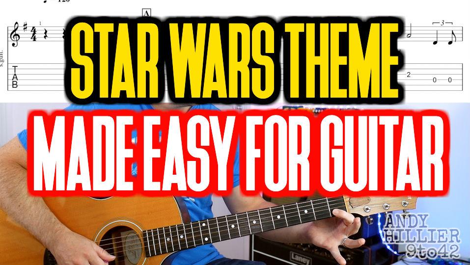 Star Wars Theme TAB