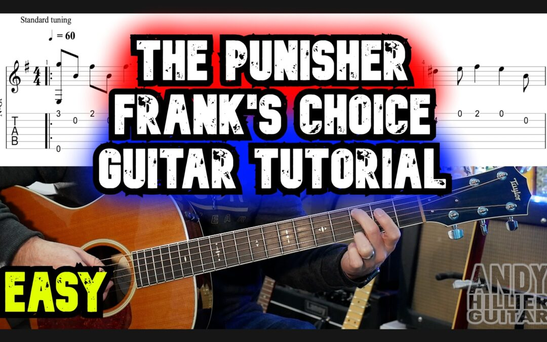Frank's Choice The Punisher Tab