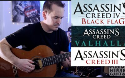 Assassin's Creed Guitar Covers And Tutorials